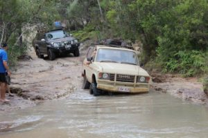 Cape York 4WD Camping